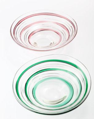 うねり紋鉢